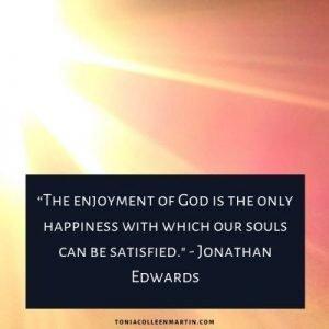 What Jonathan Edwards