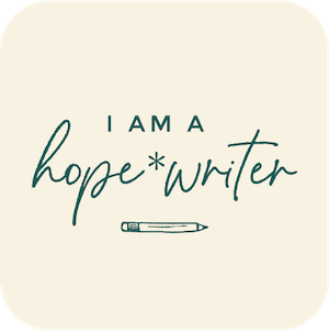 hope writers logo