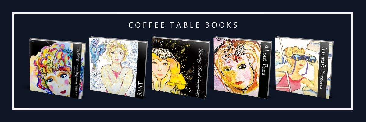 Coffee Table Books by Tonia Colleen Martin